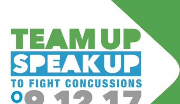 Athletic teams pledge to Team Up, Speak Up