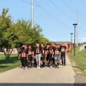 JV and Varsity Football at SVSU 8/25/2017