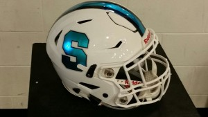 Image of the new helmet
