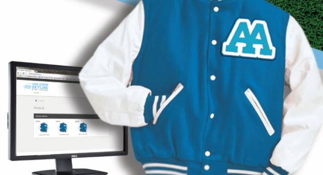 New Vendor for Skyline Athletic Jackets!