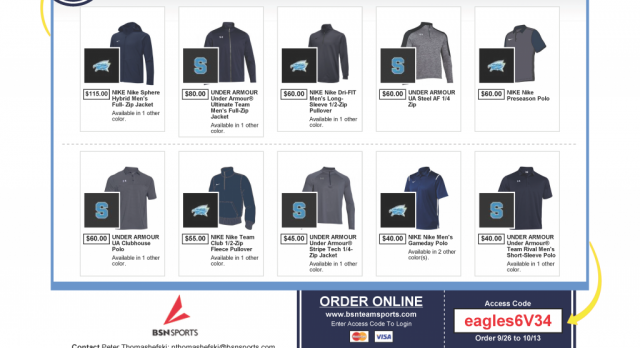 Skyline Athletic Shop at BSN open for business