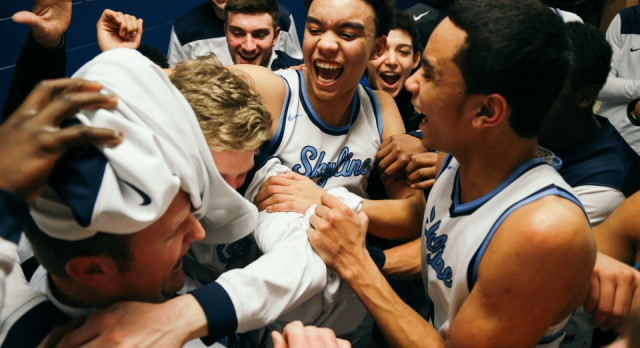 Ann Arbor Skyline wins first SEC Red title in school history