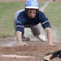 Baseball DH away at Huron