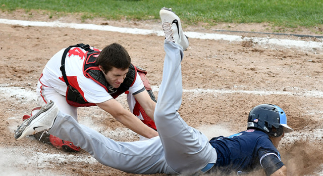 Eagles beats rival Bedford to win series