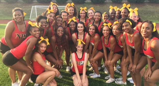 North Point Cheer 2017 Summer Workouts