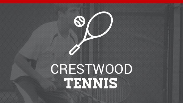Crestwood High School Boys Varsity Tennis falls to Field High School 5-0