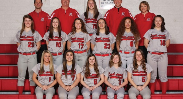 Red Devil Softball ends season as District Runners Up to Revere 3-1