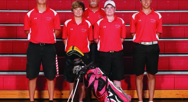 Red Devils Boy's Golf Preview