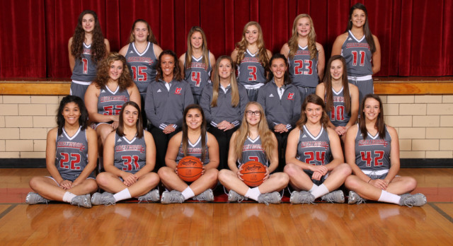 Red Devils Girl's Basketball to take on Niles McKinley in 1st Round Sectional Game
