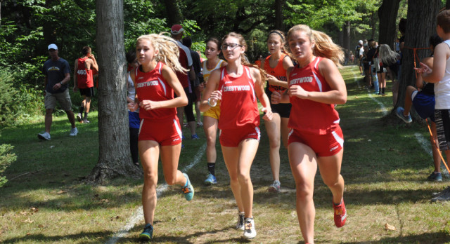 Cross Country runs at Marlington Saturday in the Ashley White-Stumpf Memorial