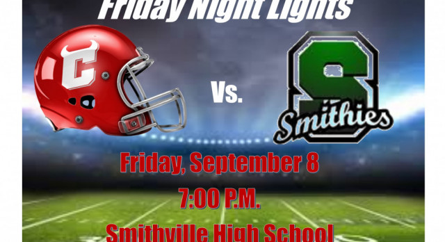 """Devils travel to Smithville for """"Friday Night Lights"""" this week"""