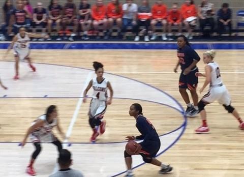 Girls Varsity Basketball defeat Stevens 60 – 52