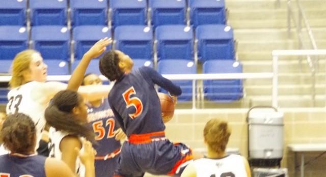Brandeis Broncos Girls Basketball over Clark 71 – 66