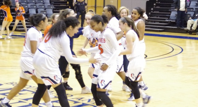 Pictures from Girls Varsity defeat over East Central