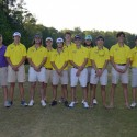 NHS Boys Golf Team