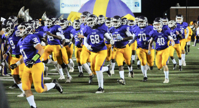 NHS WILL HOST GAFFNEY FOR 2ND ROUND PLAYOFF GAME