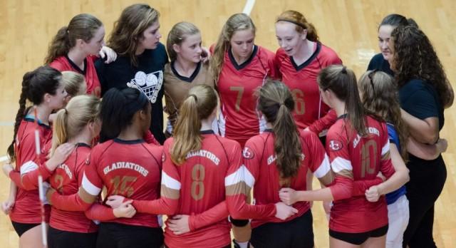 Area Volleyball Tournament starts next week @ Lambert High School