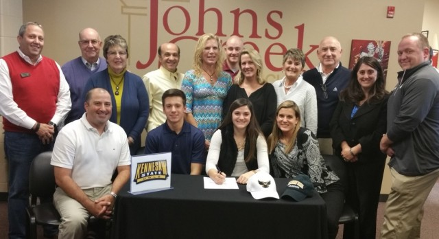 Isabella Bertolani signs with Kennesaw State University