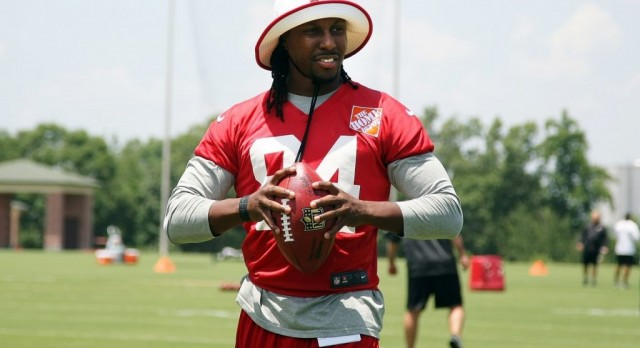 JCHS FOOTBALL TO HOST AREA YOUTH CLINIC FOR 3RD-8TH GRADERS FEATURING SPECIAL GUEST APPEARANCE BY RODDY WHITE THIS SATURDAY 4/30