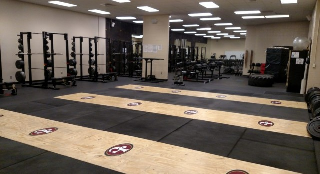 Gladiator Summer Weight Lifting Program for all Athletes