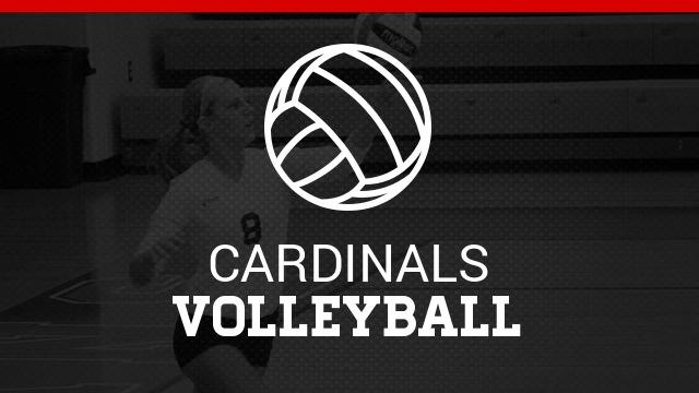 Colerain High School Girls Varsity Volleyball falls to Cincinnati Christian Schools 3-0