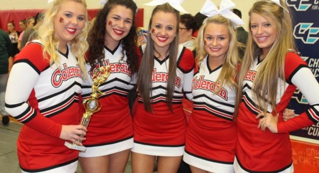 Colerain High School Cheer Tryouts