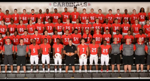Colerain High School Varsity Football beat Princeton High School 38-7