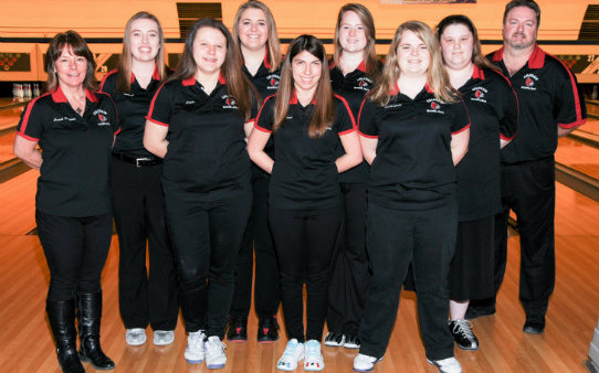 2016-17 Varsity Girls Bowling - FOR ARTICLES