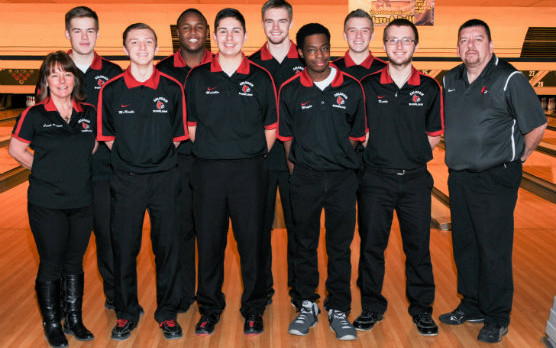 Colerain High School Boys Varsity Bowling finishes 3rd place at Sectionals, ADVANCES TO DISTRICT TOURNAMENT!!