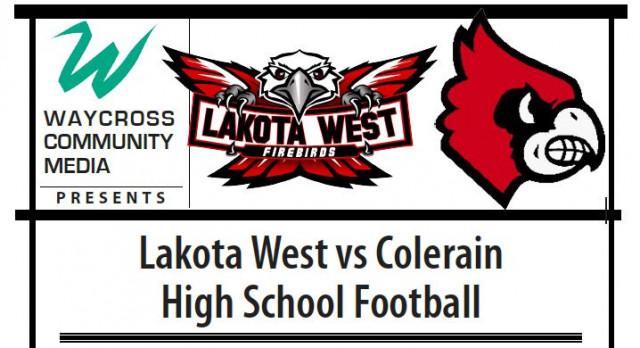 Waycross Playback Schedule for Varsity Football vs. Lakota West