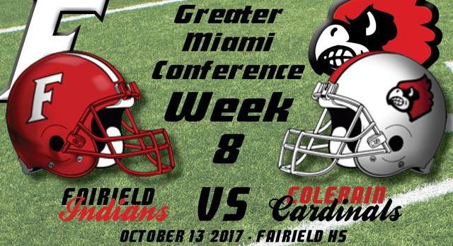 Football Week 8 Preview – Fairfield Indians