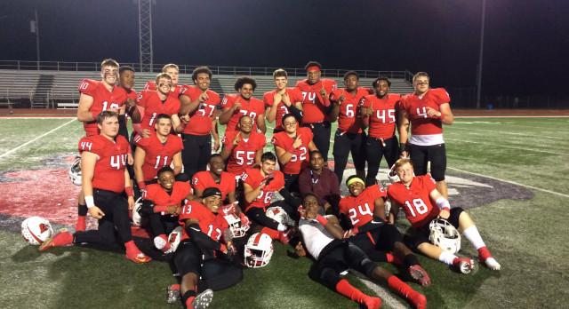 Colerain High School Varsity Football Beats Lakota West High School 52-24