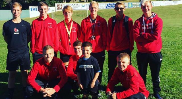 Colerain High School Boys Varsity Soccer ties Northwest High School Cincinnati 2-2