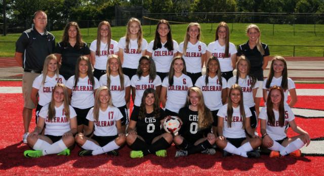 Colerain High School Girls Varsity Soccer beat Edgewood High School 7-0