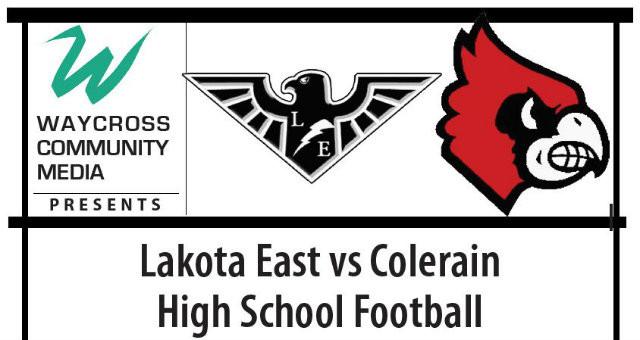 Waycross Playback Schedule for Varsity Football vs. Lakota East
