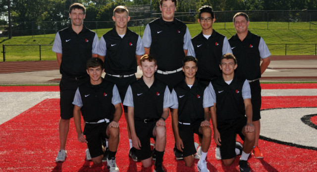 Boys Golf Fires Season Low at Sectionals