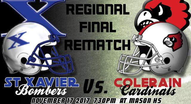 Playoff Football Preview:  #2 Colerain vs. #1 St. Xavier