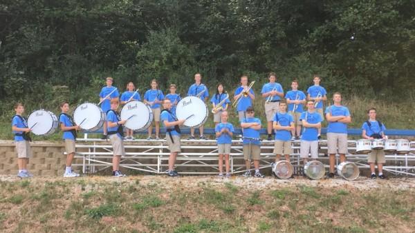 2016 17 band