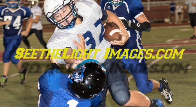 MS Football falls to Tyler Consolidated