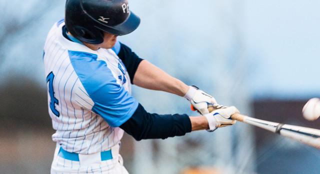 Baseball loses tough one at home
