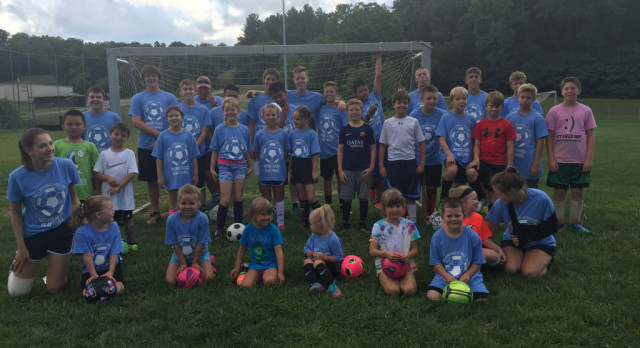 6th Annual Parkersburg Catholic Youth Recreational Soccer Camp