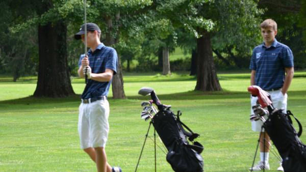 Golf vs. Williamstown