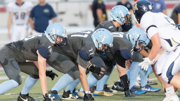 8-26 Football v Magnolia
