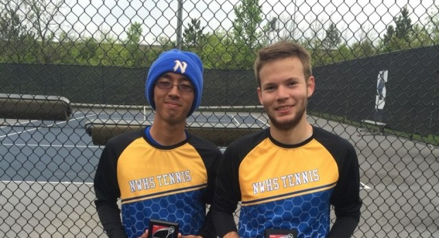 Boys Tennis: Strong Doubles Showing at Coaches Classic and SWOC