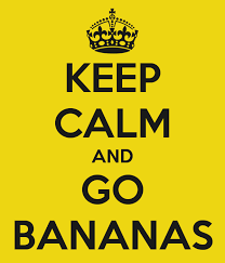 Go Bananas!: A Paying Homage to Yellow