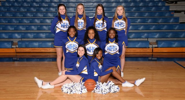 Northwest Cheer Qualifies for State Competition