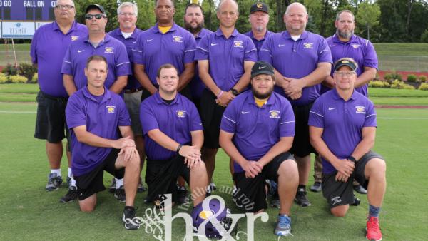 GCHS Football Coaches 2017 H&R