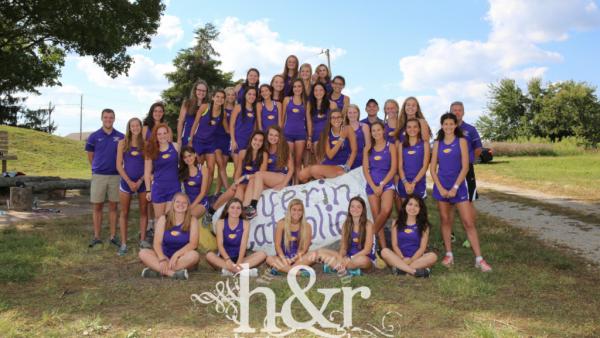 GCHS Girls Cross Country 2017 H&R