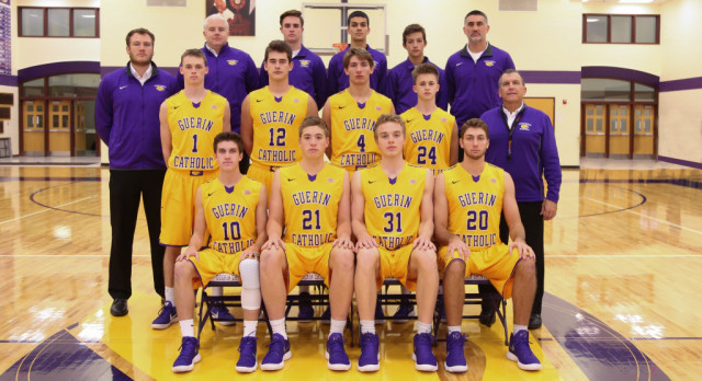 Guerin Catholic Boys Basketball to Compete in State Fairgrounds Showcase