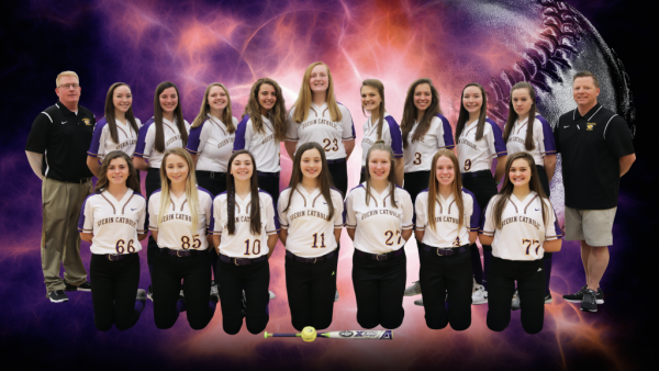 Guerin Catholic Softball 2018